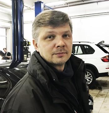 Роман - Мастер-Приёмщик ПрофиСервисКлуб