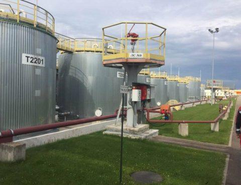 Экскурсия на завод Shell