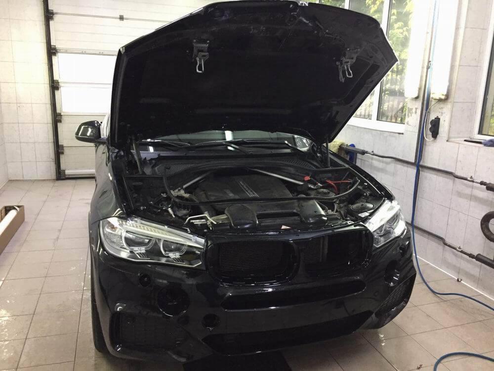 BMW X5 защитная плёнка