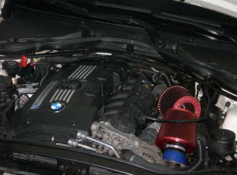 Осмотр двигателя BMW