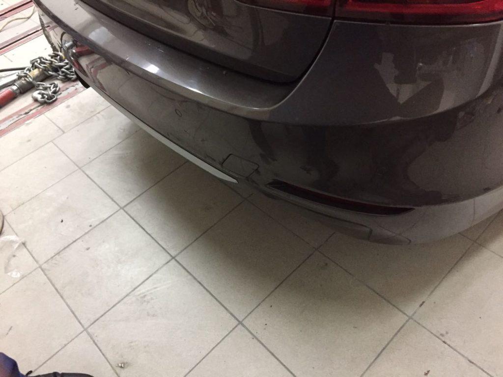 Кузовные работы BMW 3-series F30