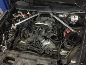 Двигатель BMW M70