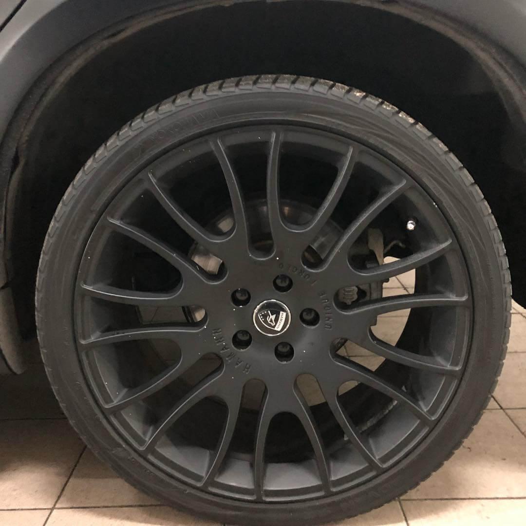 21-е кованные диски BMW Х6 Е71