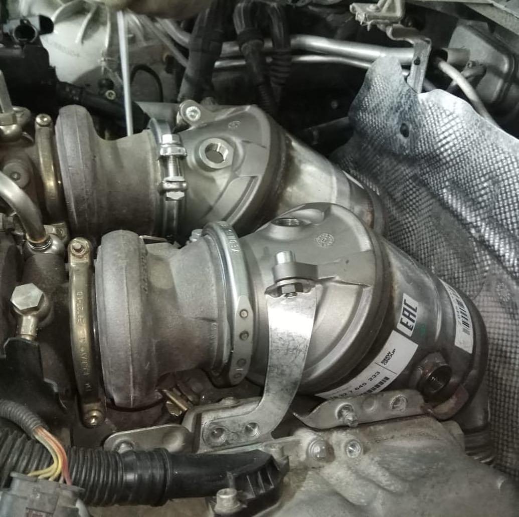 неровная работа двигателя в режиме ХХ