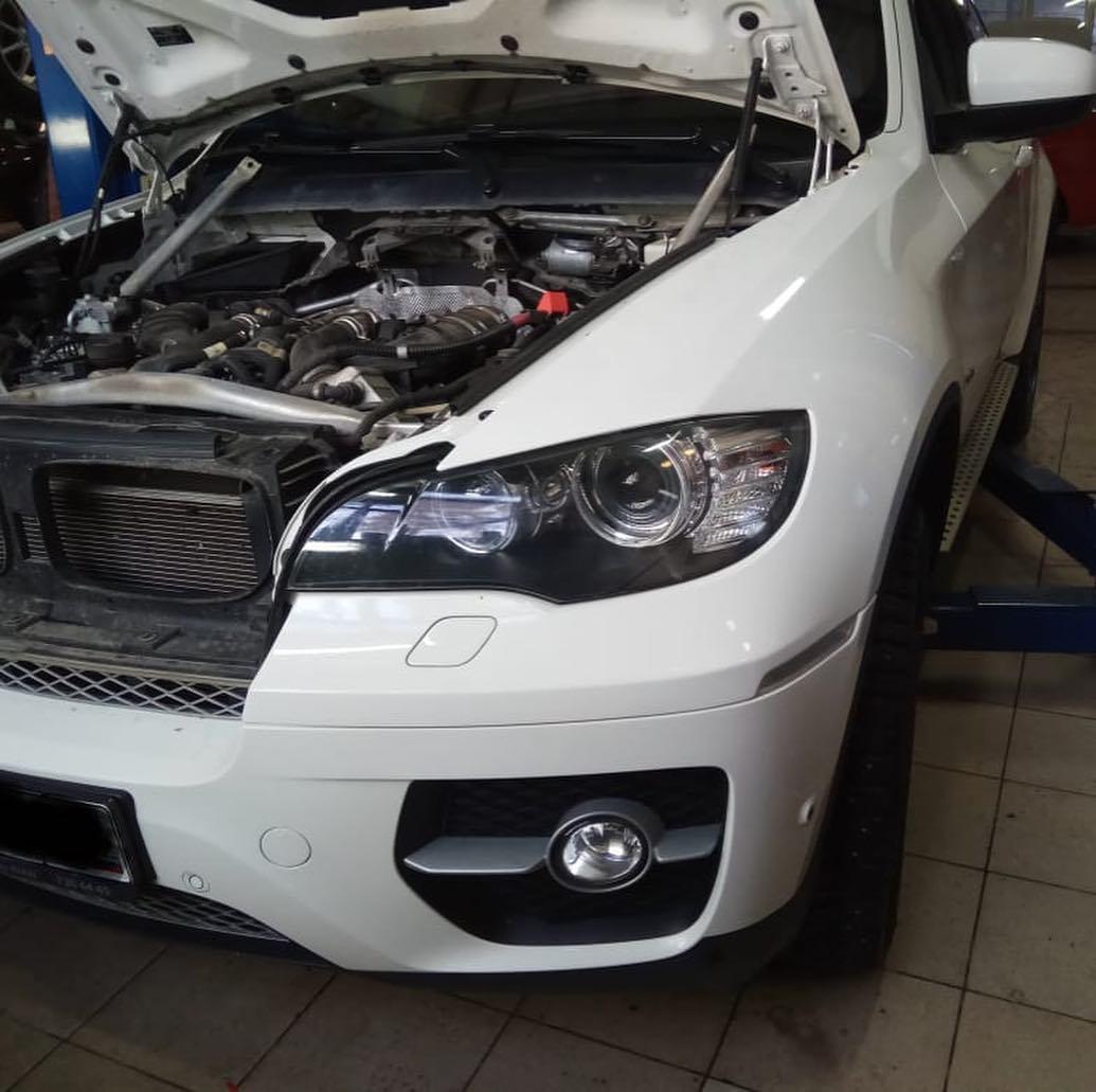 BMW Х6 в кузове Е71