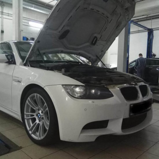 Диагностика BMW M2 в ПрофиСервисКлубе