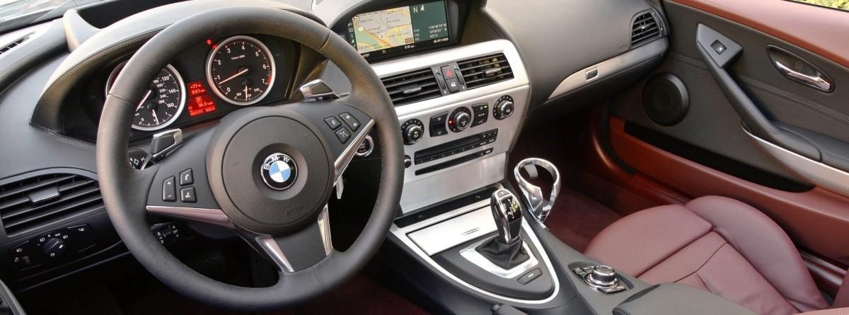 Ремонт рулевого управления BMW 6