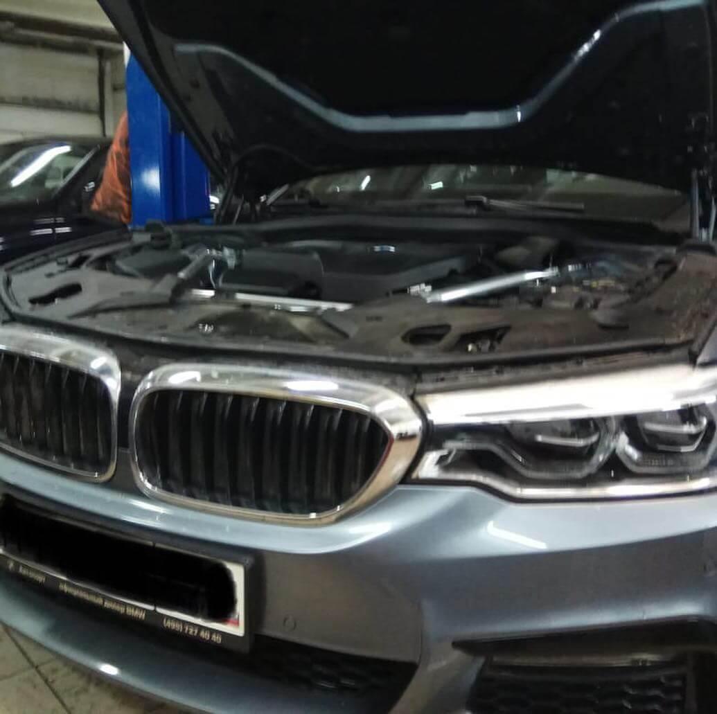 техобслуживание BMW