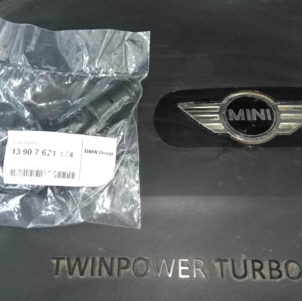 новый клапан вентиляции топливного бака у MINI F56(JCW)