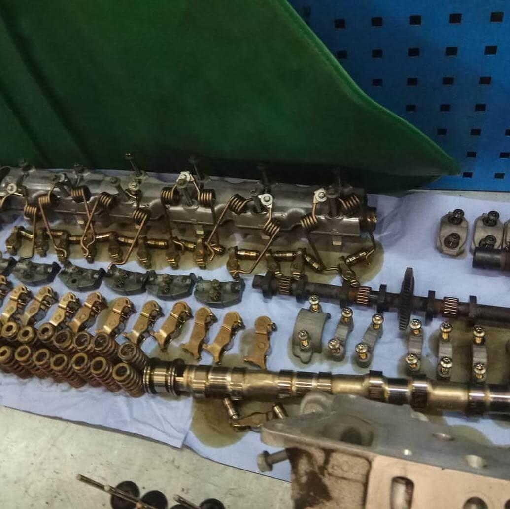 предельный износ подвижных деталей двигателя N55B30