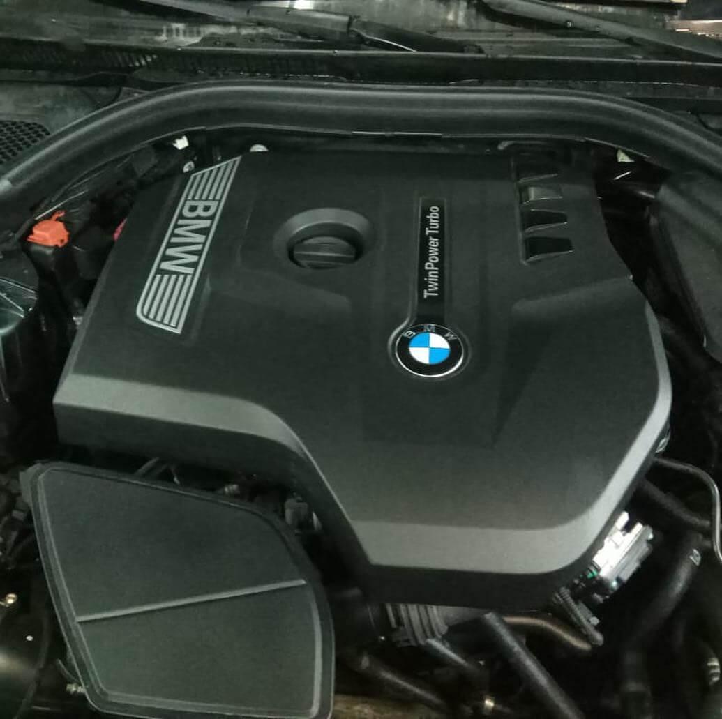 нулевое ТО BMW