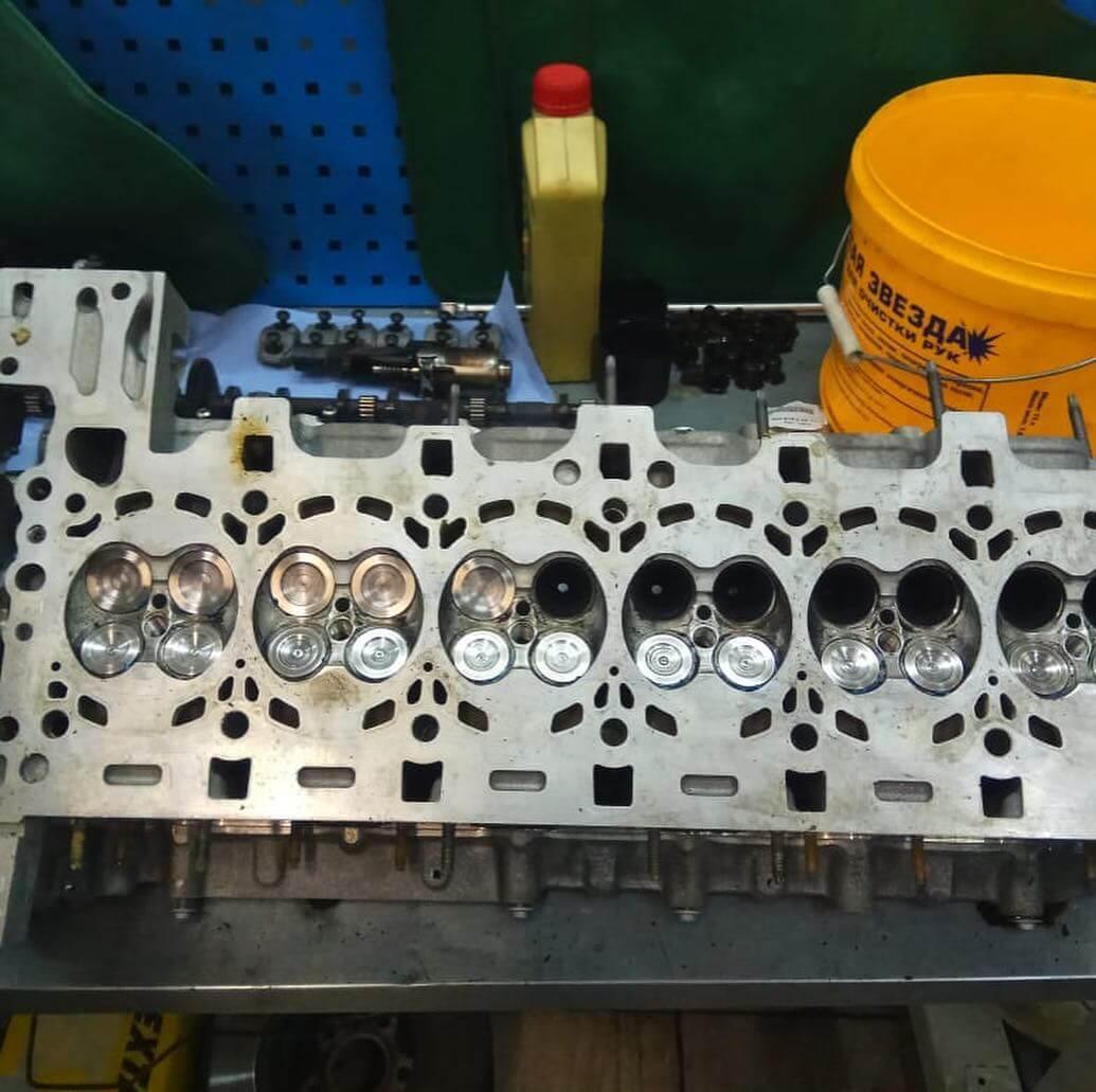 повышенный износ поршневых колец двигателя N55B30
