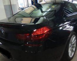 Замена поперечных рычагов на BMW 640i в кузове F13