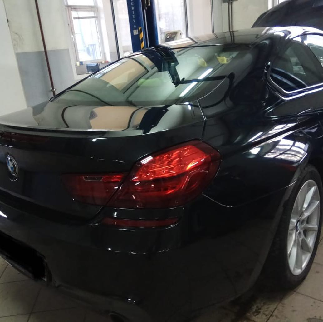 BMW 640i в кузове F13 с двигателем N55B30