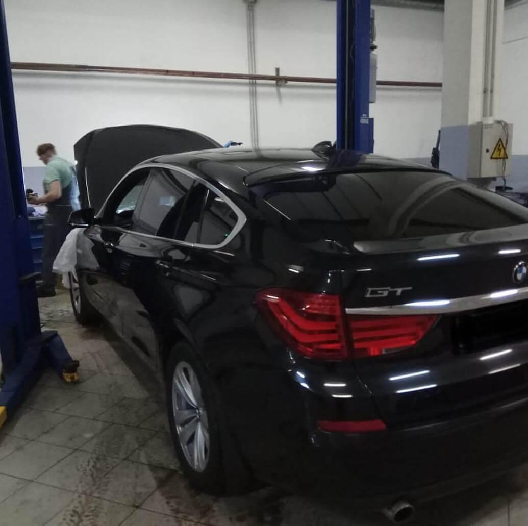 BMW GT в кузове F07 с двигателем N55B30