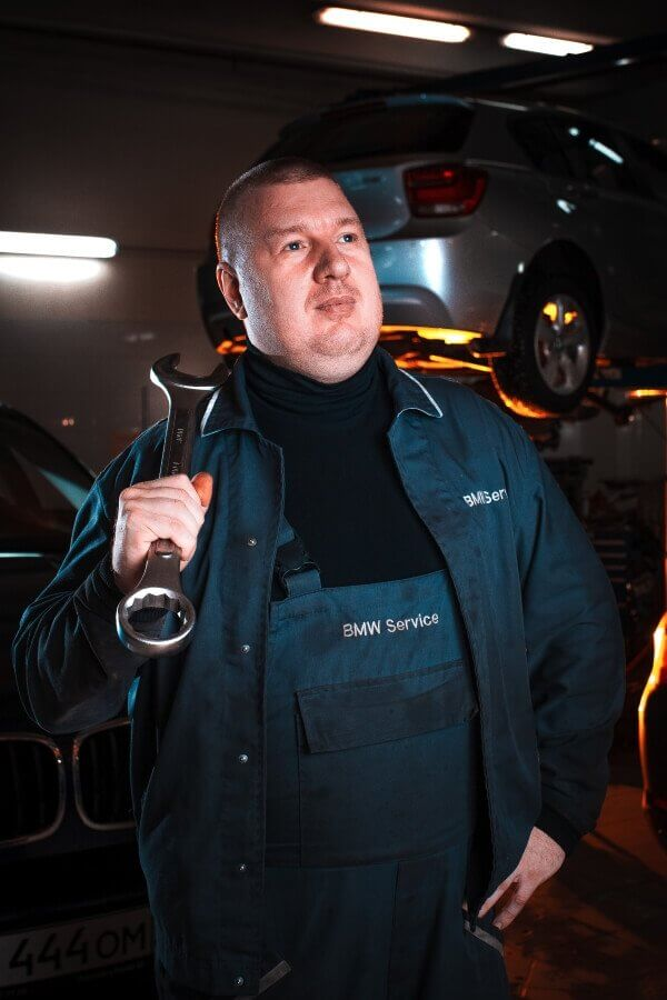 Владимир - Мастер-механик
