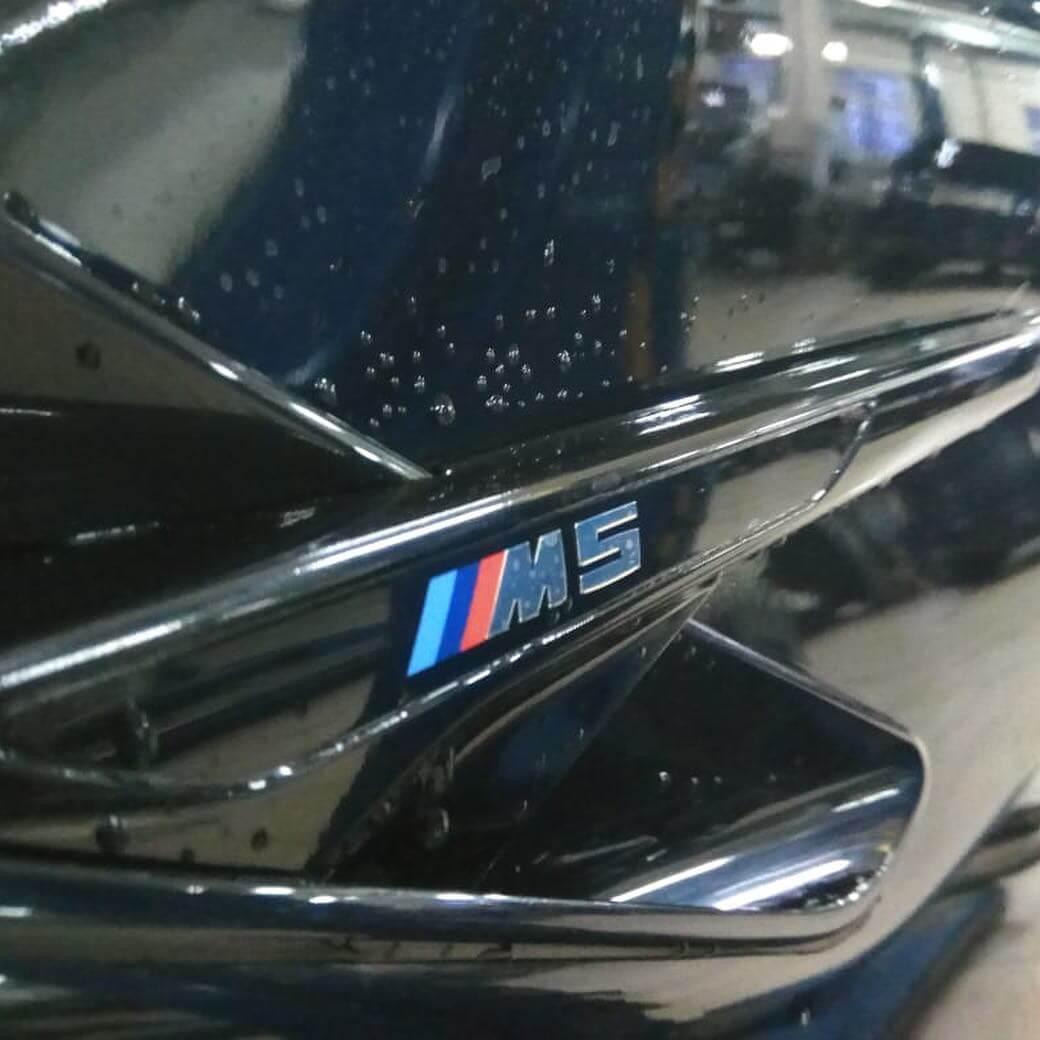 ТО BMW M5 в кузове F90