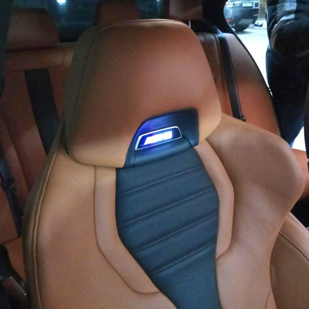 брутальный BMW M5 в кузове F90