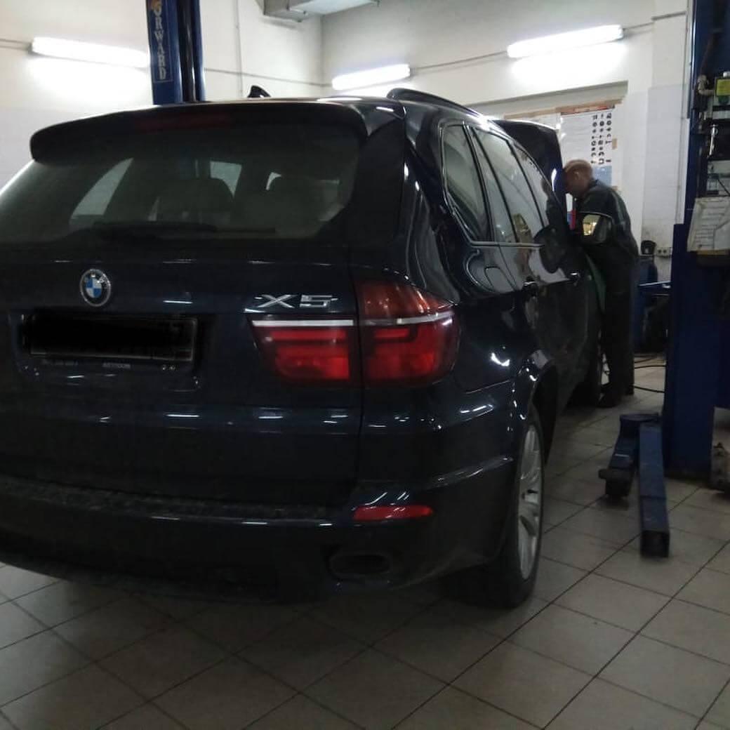 компьютерная диагностика BMW N63