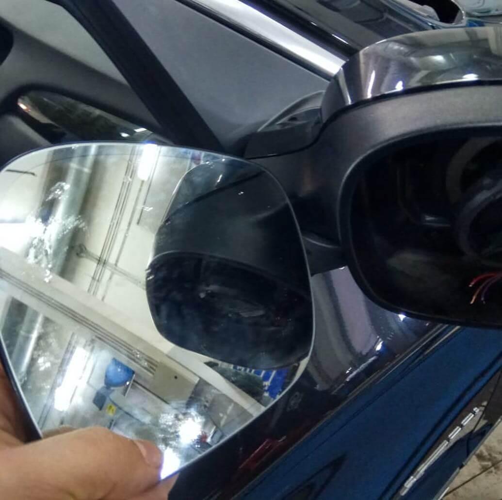 зеркала BMW X3 в кузове F25 бывшие в употреблении