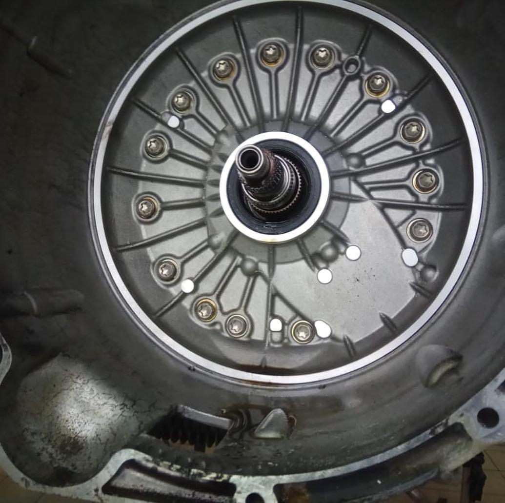 Ремонт АКПП БМВ X6