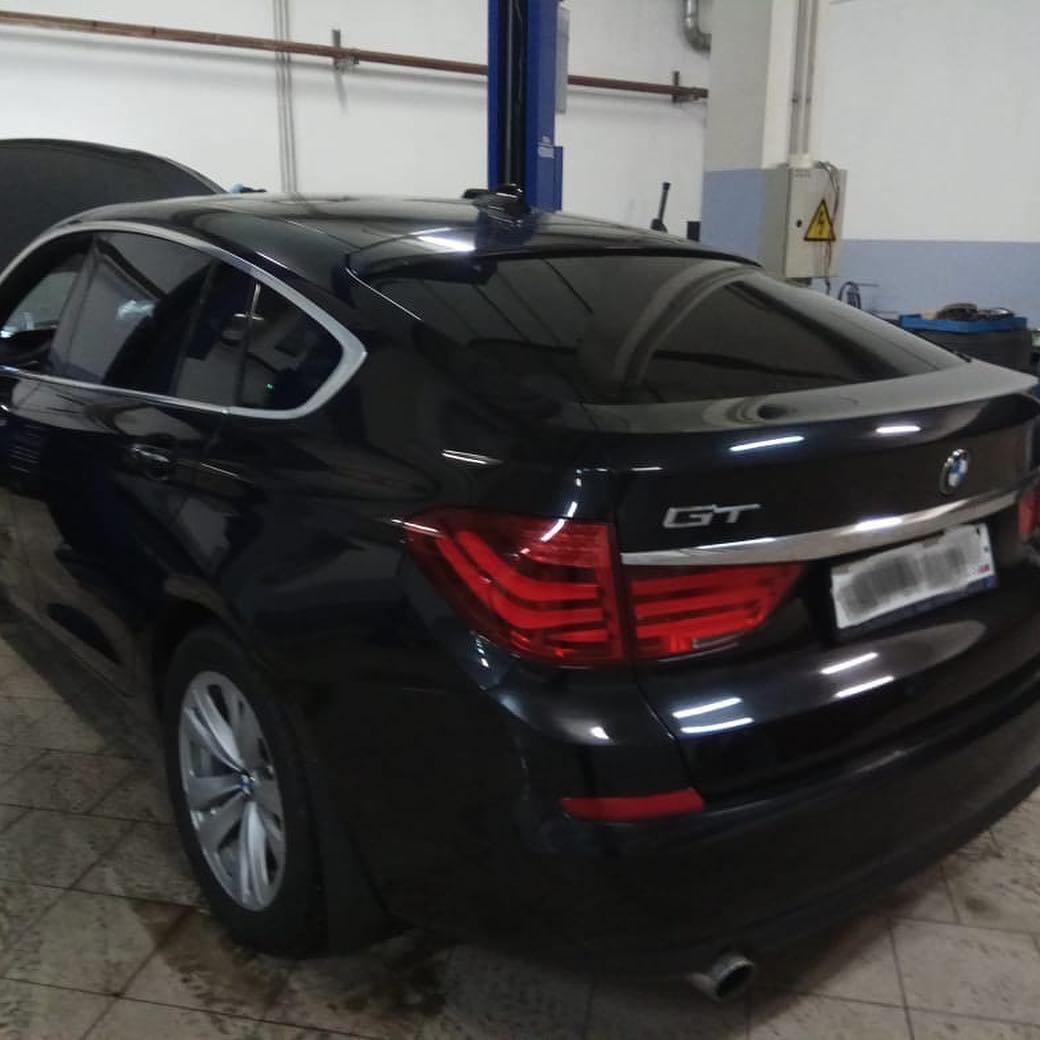 Ремонт топливного насоса на BMW 5 F07 GT
