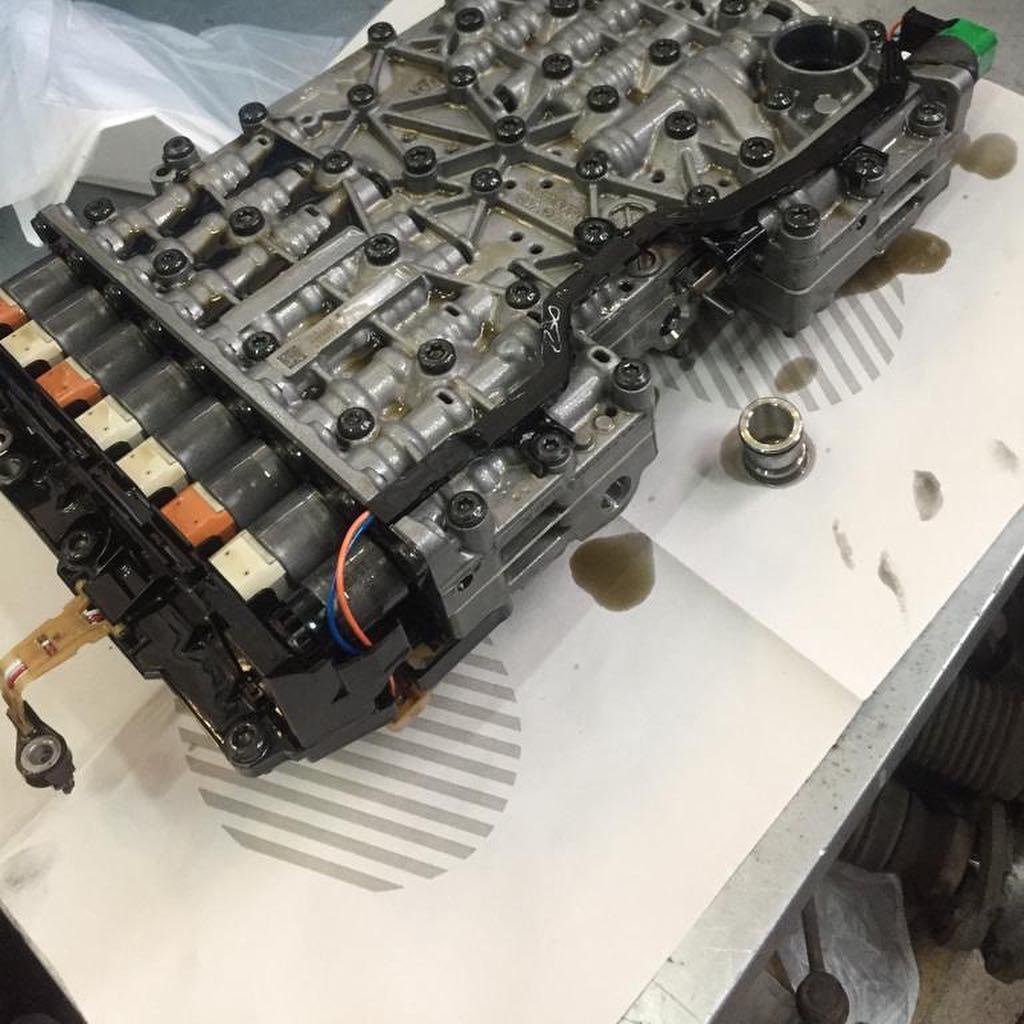 Обслуживание АКПП БМВ X6