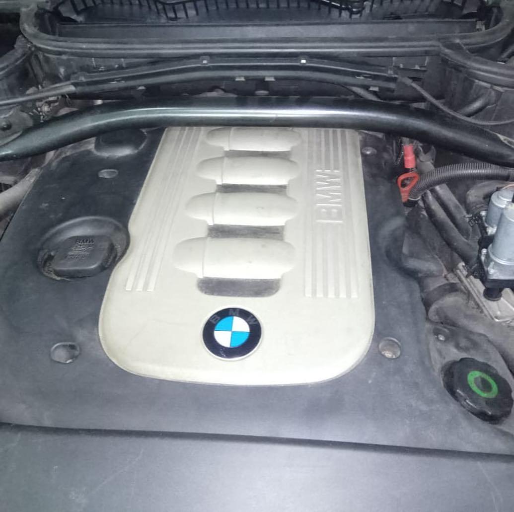 ТО BMW E83
