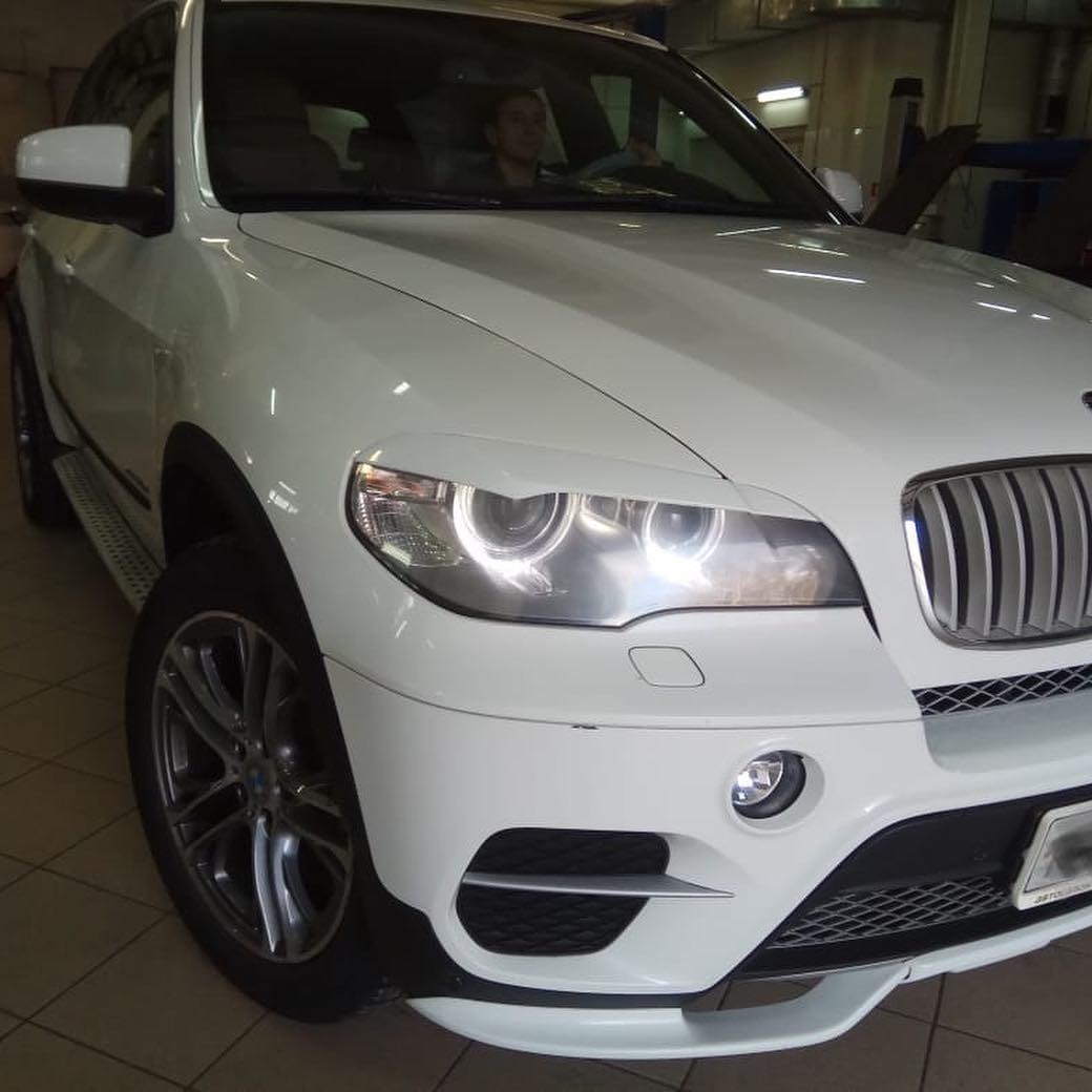 ТО BMW X5 в кузове E70