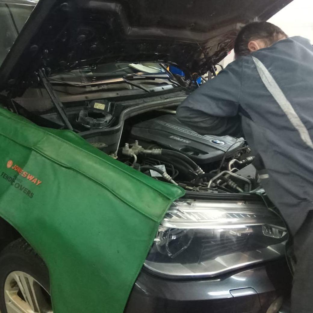 ТО BMW X5 в ПрофиСервисКлубе