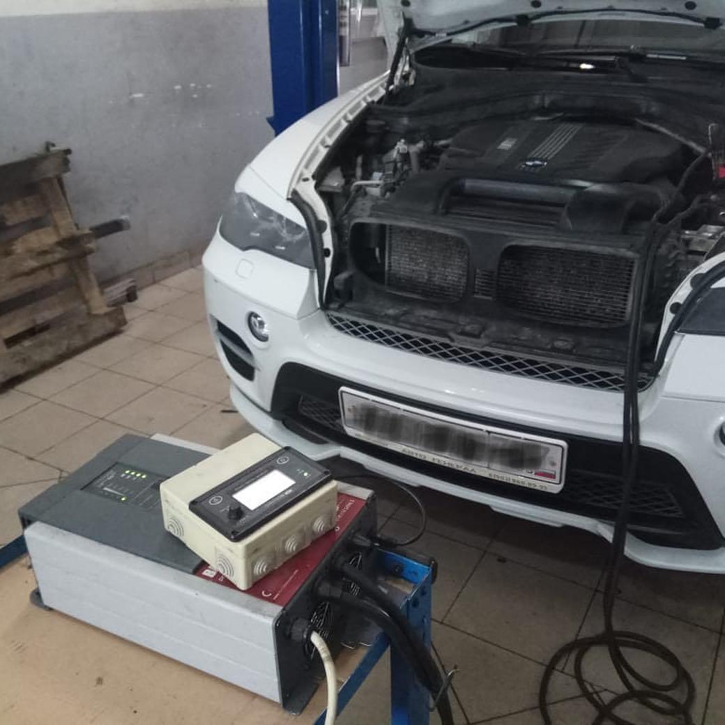 Техническое обслуживание BMW X5 E70