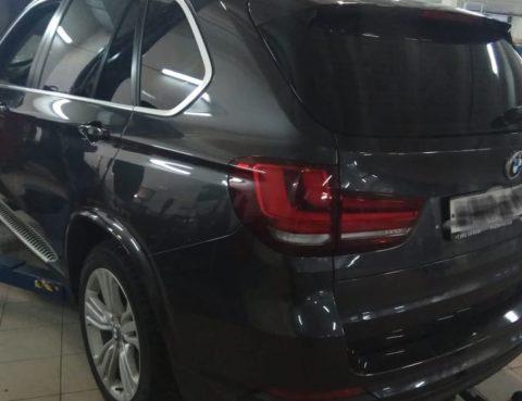Техническое обслуживание BMW X5 F15