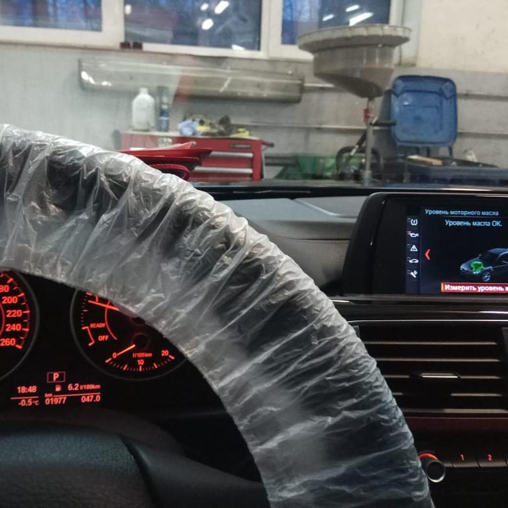 BMW 420d F32 с минимальным пробегом в ПрофиСервисКлубе