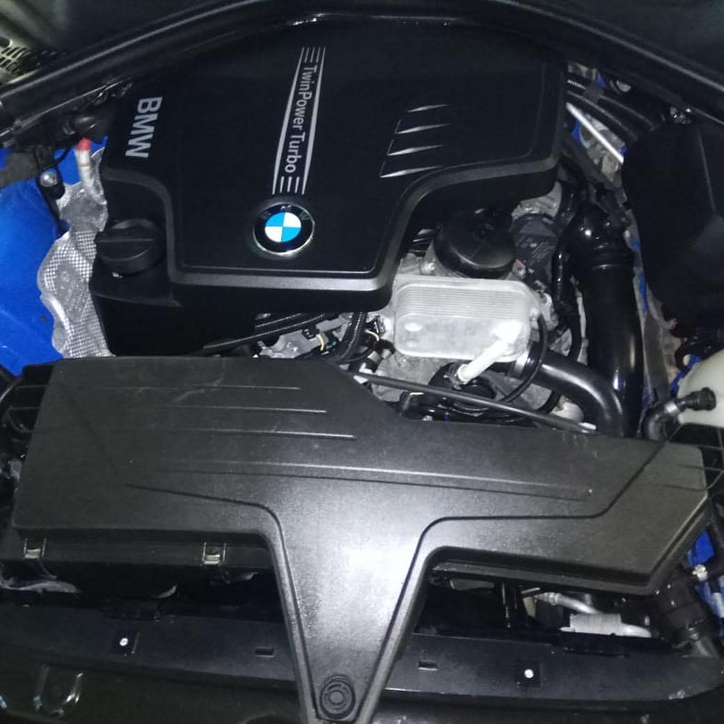 Увеличение мощности мотора N20 до 245 лошадиных сил