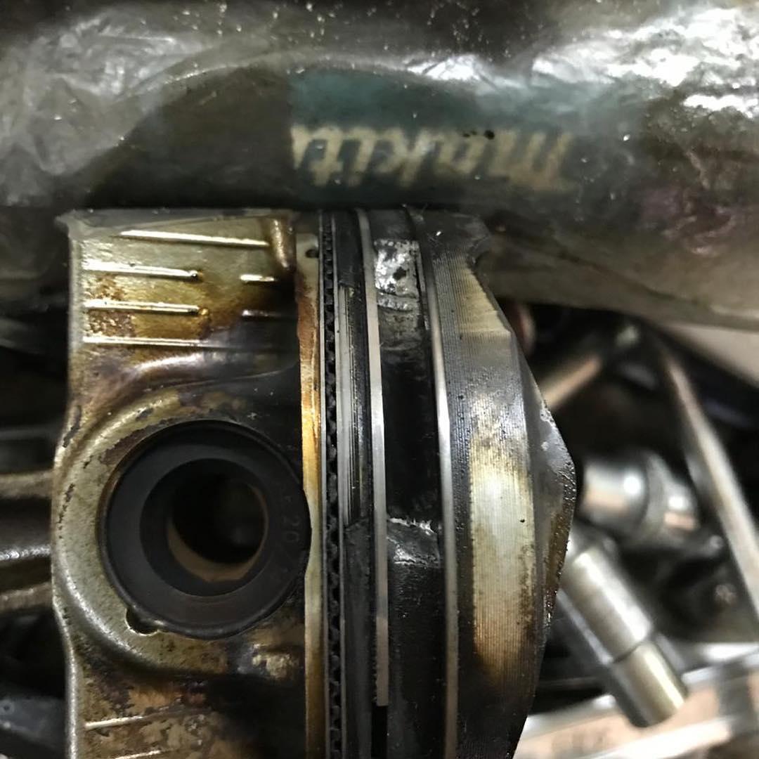 Ремонт мотора N20 BMW F30