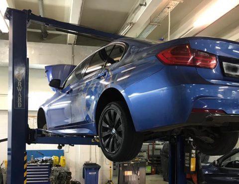 Ремонт BMW F30