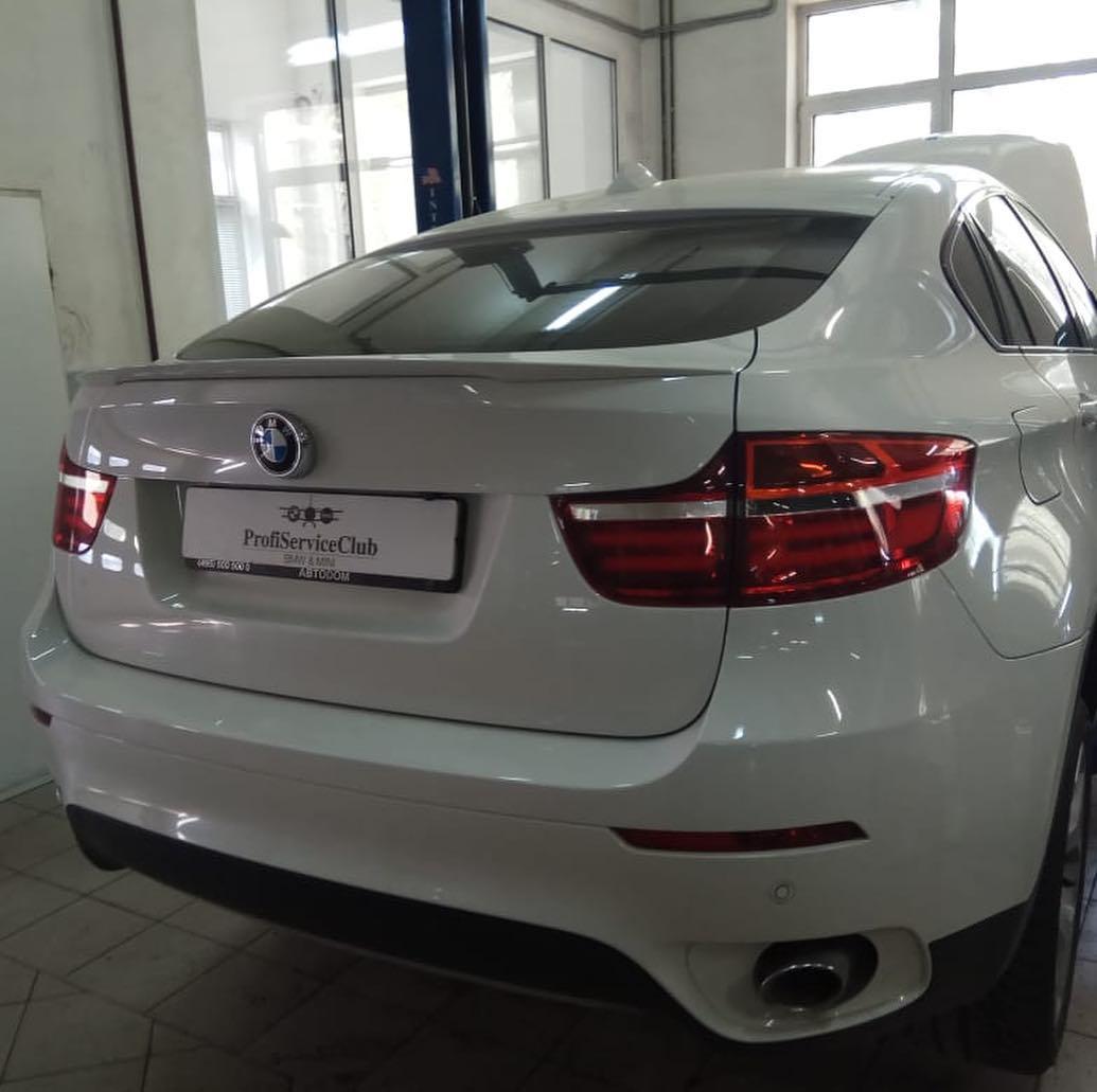 Ремонт BMW X6 E71