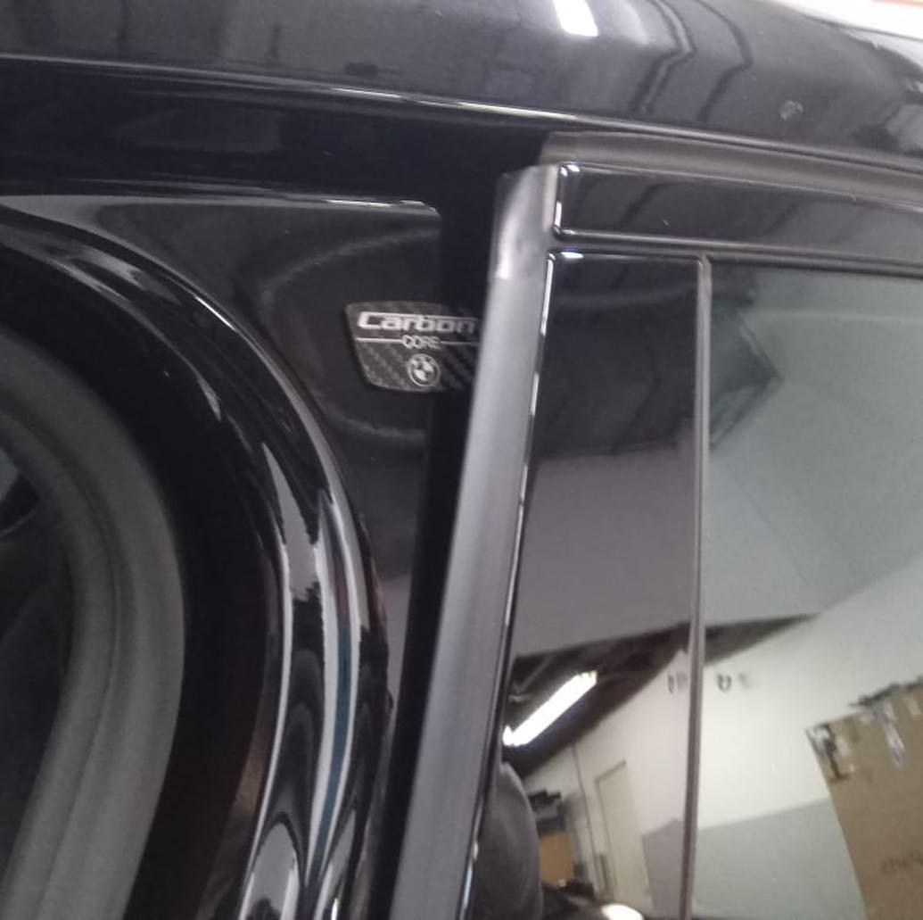 Как защитить ЛКП капота на BMW 7 G11
