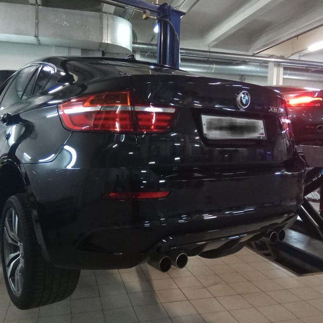 Ремонт BMW X6M