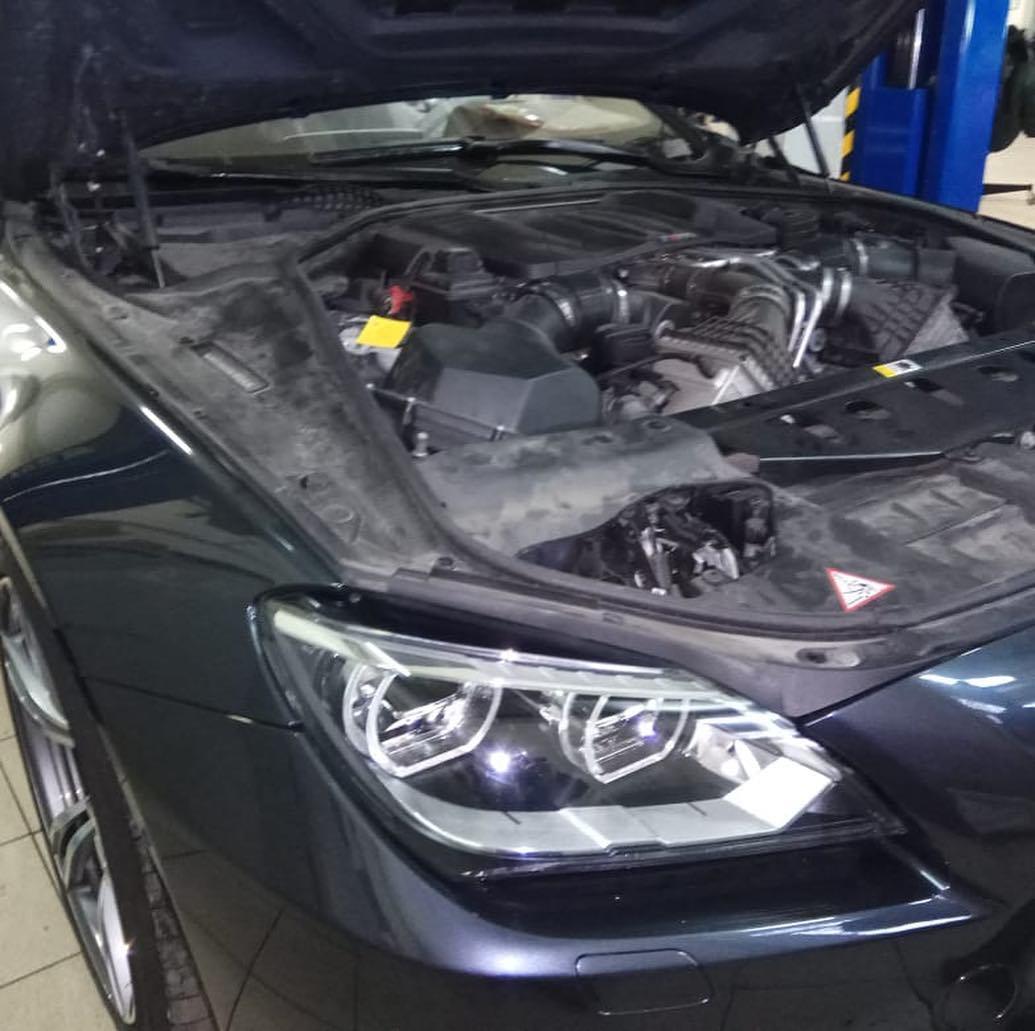 Комплексное техническое обслуживание на BMW M - версий