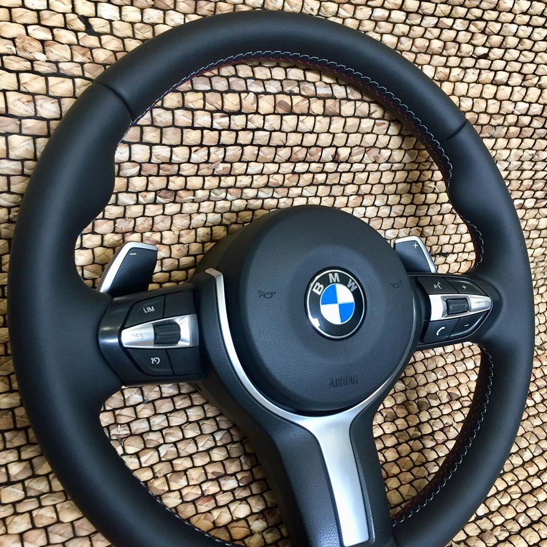 Стайлинг руля BMW X6 F16