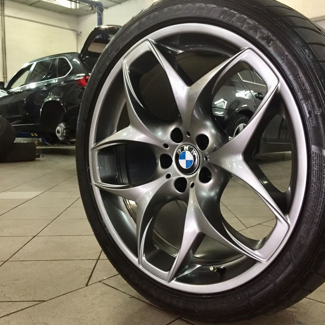 Как улучшить внешний вид BMW X5 F15