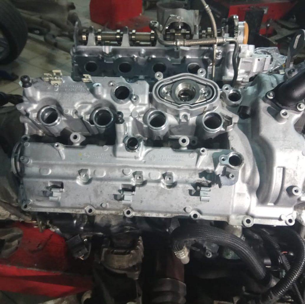 BMW 6 ремонт и обслуживание мотора
