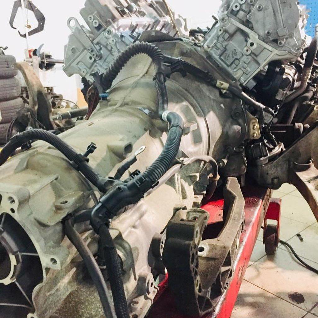 Двигатель N63 ремонт и устранение большого расхода масла