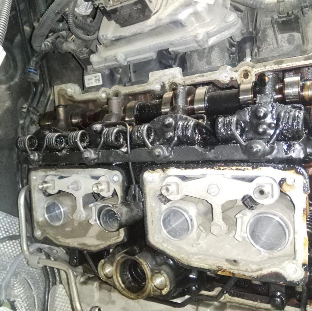 Двигатель N20 как раскоксовать