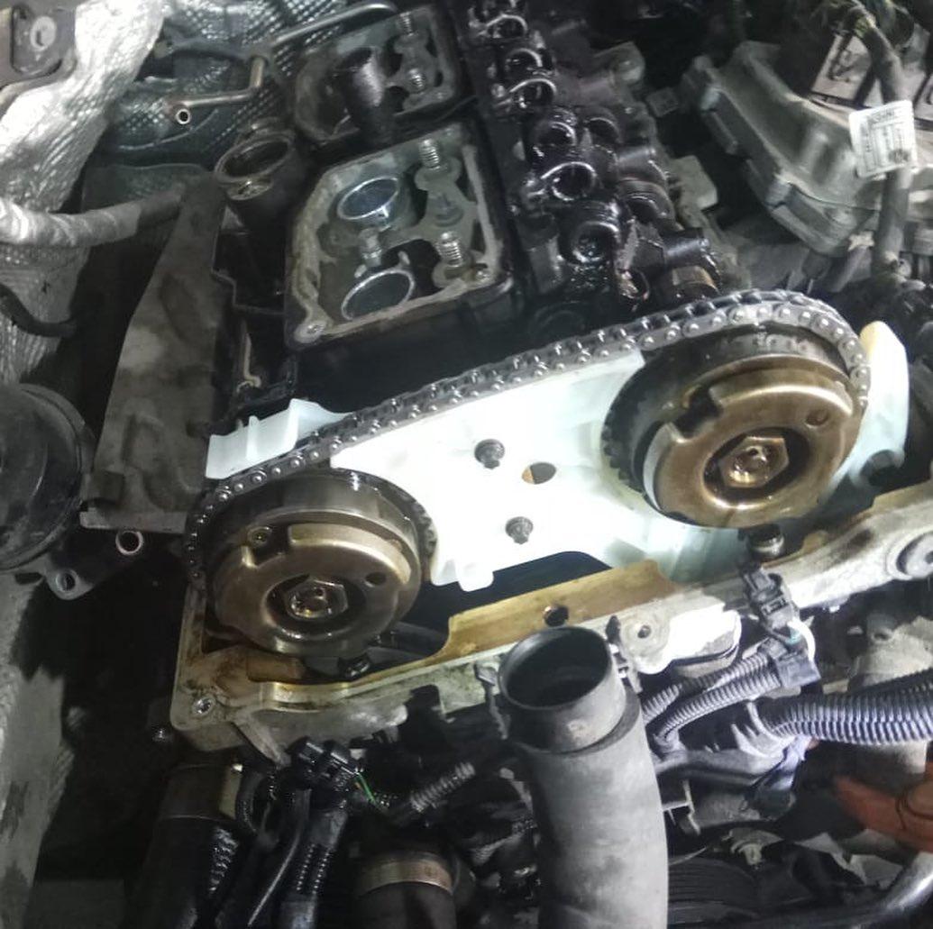 Как раскоксовать двигатель N20 BMW X3