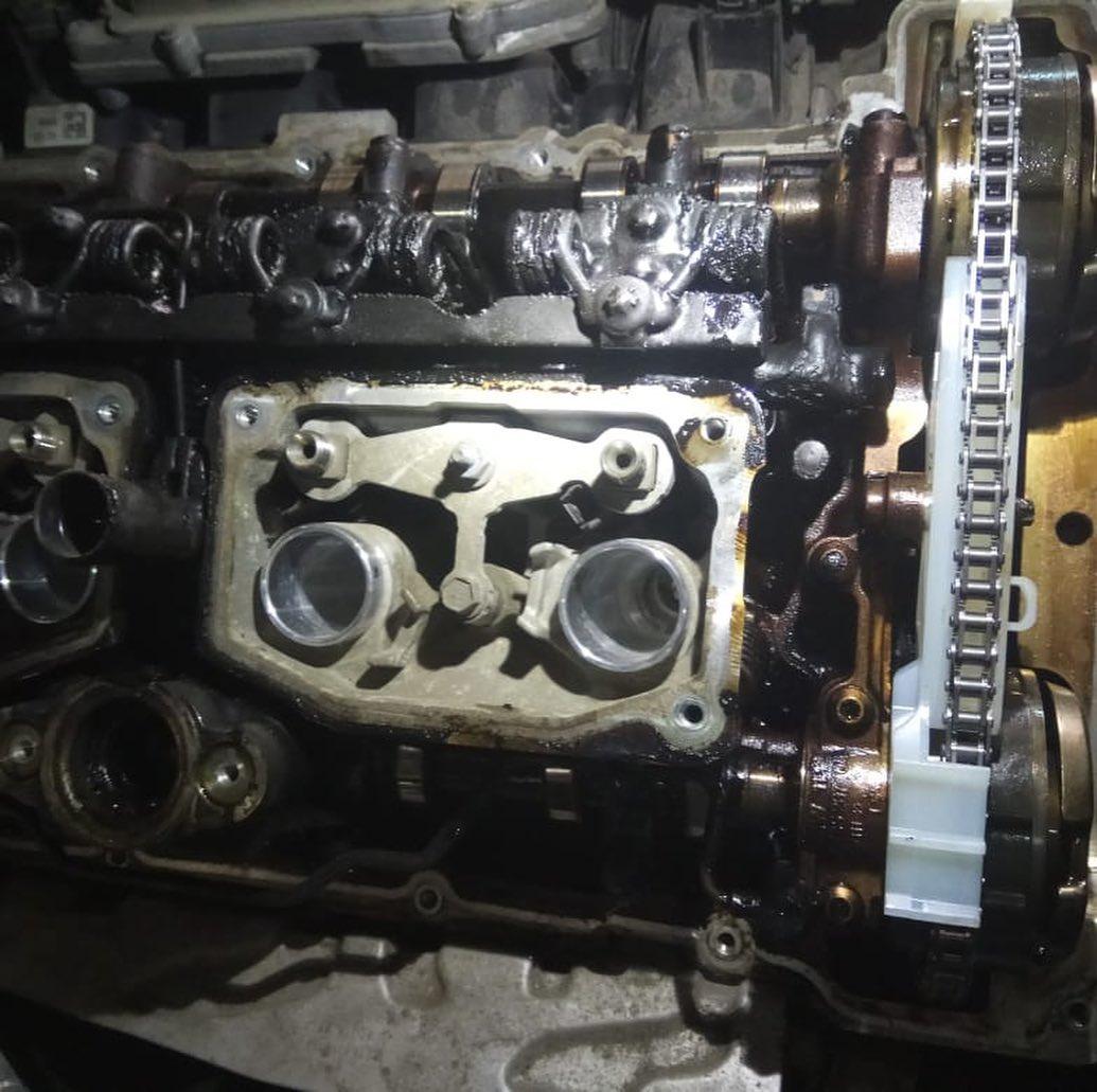 Как восстановить двигатель N20 BMW F25