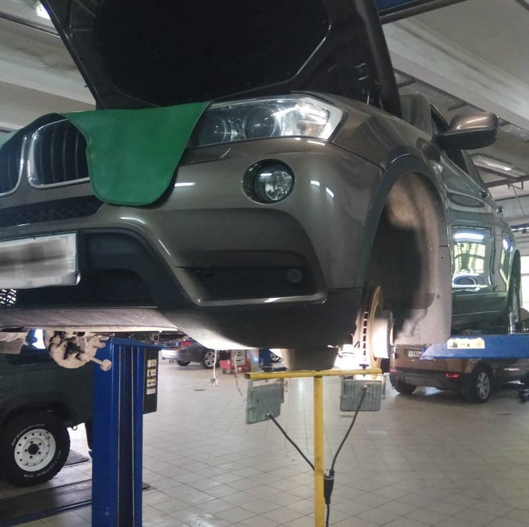 Раскоксовка мотора N20 BMW X3