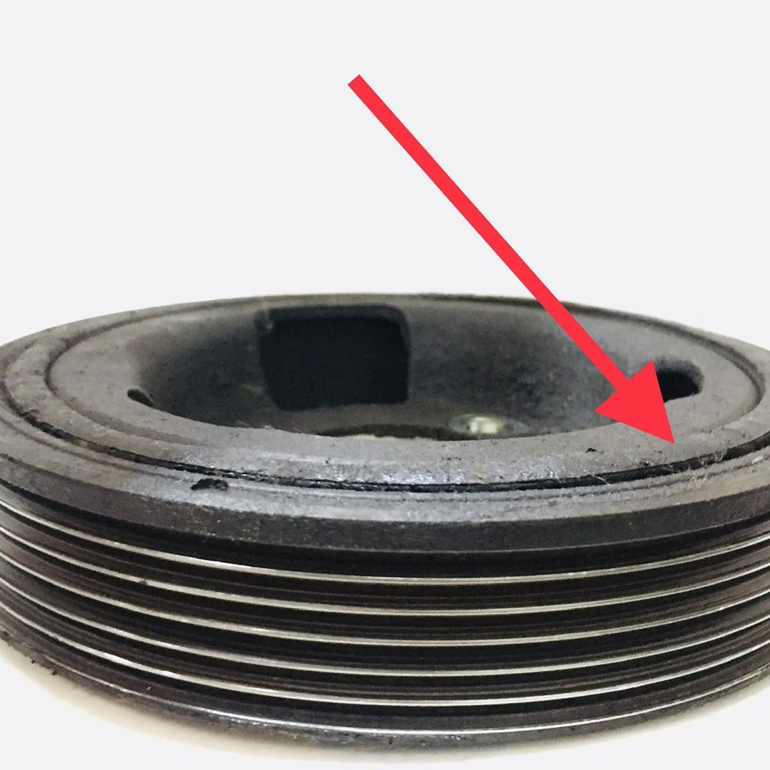 Замена сальника коленчатого вала на Mini Countryman R60