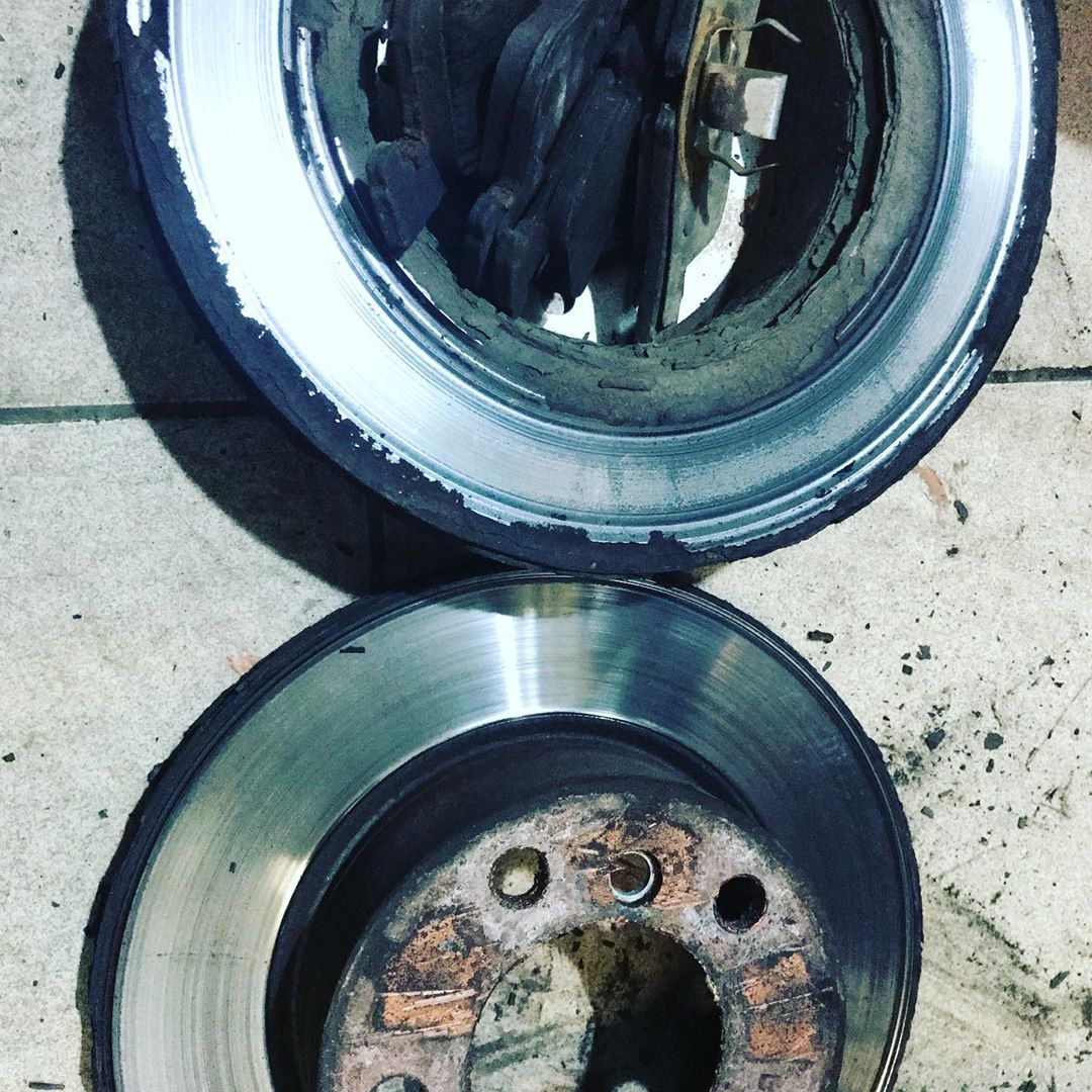 БВМ поменять диски